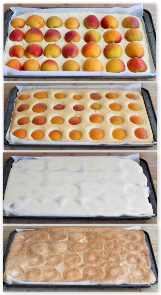 Fondant aux abricots sans gluten - La Cassata