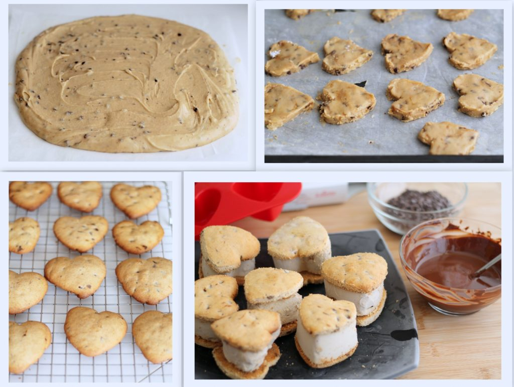 Biscotto gelato al caffè senza glutine - La Cassata Celiaca