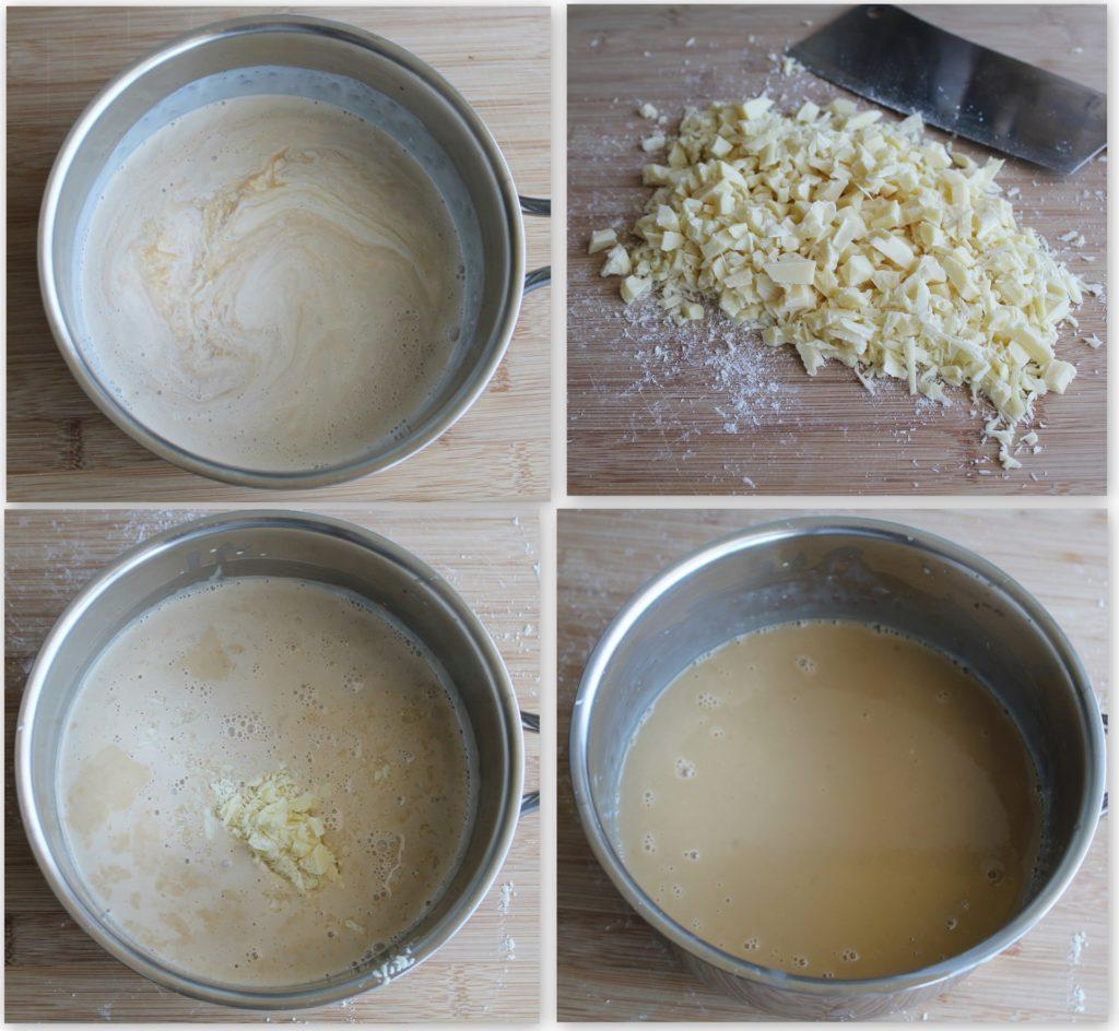Profiteroles au café sans gluten - La Cassata Celiaca