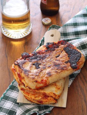 Scaccia (focaccia) sans gluten au tomates et fromage - La Cassata Celiaca