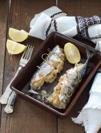 Maquereaux farcis sans gluten - La Cassata Celiaca