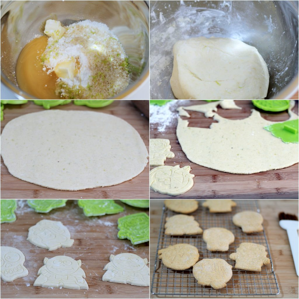 Biscotti senza glutine per Halloween - La Cassata Celiaca