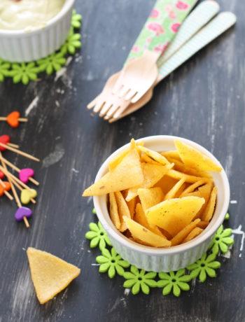 Nachos senza glutine - La Cassata Celiaca