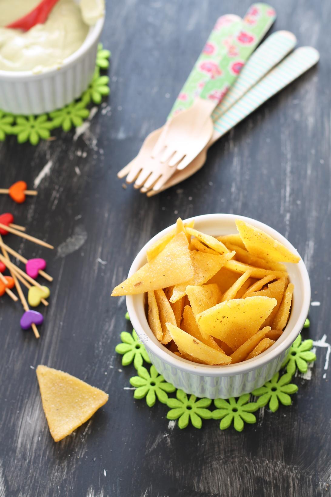 Ricetta Nachos Senza Glutine.Nachos Senza Glutine Home Made La Cassata Celiaca