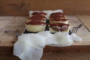 Tartellettes bi-goût sans gluten - La Cassata Celiaca