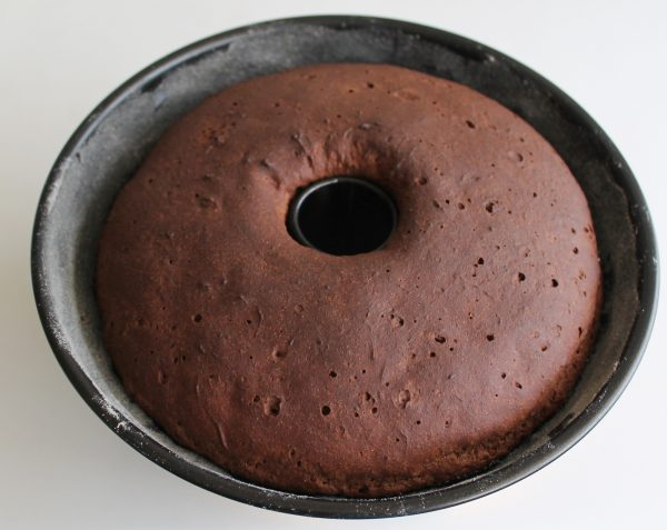 Kougelhopf au cacao sans gluten- La Cassata Celiaca