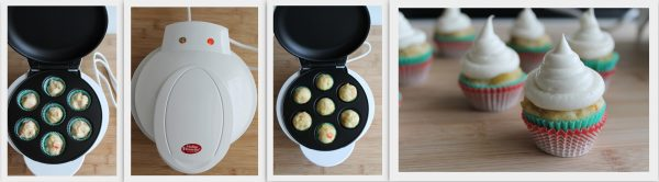 Cupcakes de Noël sans gluten - La Cassata Celiaca