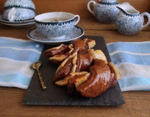 Kranz aux griottes sans gluten - La Cassata Celiaca