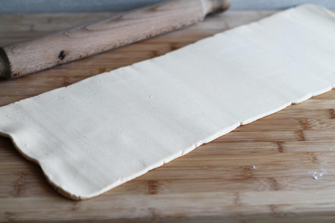Pâte feuilletée sans gluten et sans mix du commerce - La Cassata Celiaca