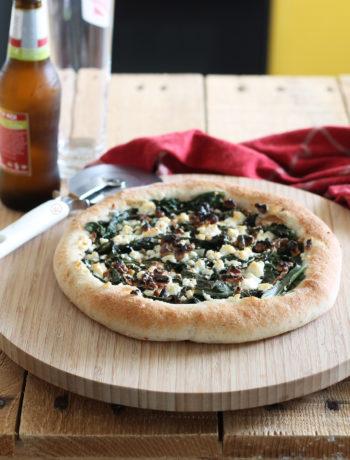 Pizza sans gluten aux bords fourrés, la vidéo - La Cassata Celiaca
