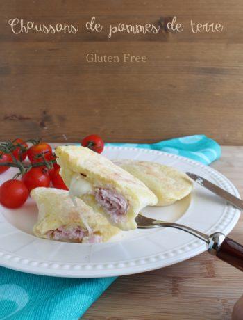 Chaussons de pommes de terre sans gluten - La Cassata Celiaca