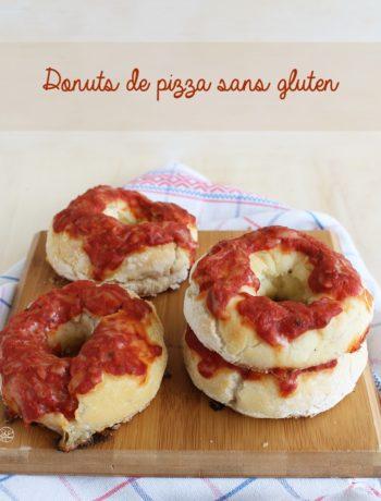 Donuts de pizza sans gluten – La Cassata