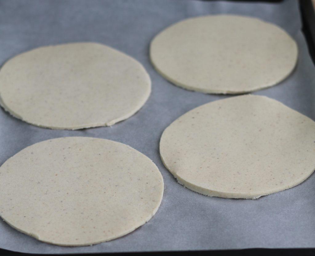 Feuilletés sans gluten aux blettes et caciocavallo - La Cassata Celiaca