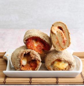Cannolis de pain sans gluten - La Cassata Celiaca