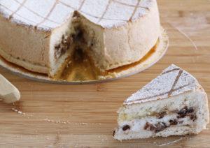 Cassata al forno senza glutine, la video ricetta - La Cassata Celiaca