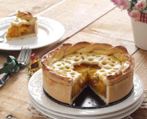 Tarte aux agrumes sans gluten et sans mix - La Cassata Celiaca