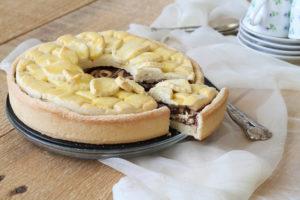 Crostata senza glutine con doppia Nocciolata, la video ricetta - La Cassata
