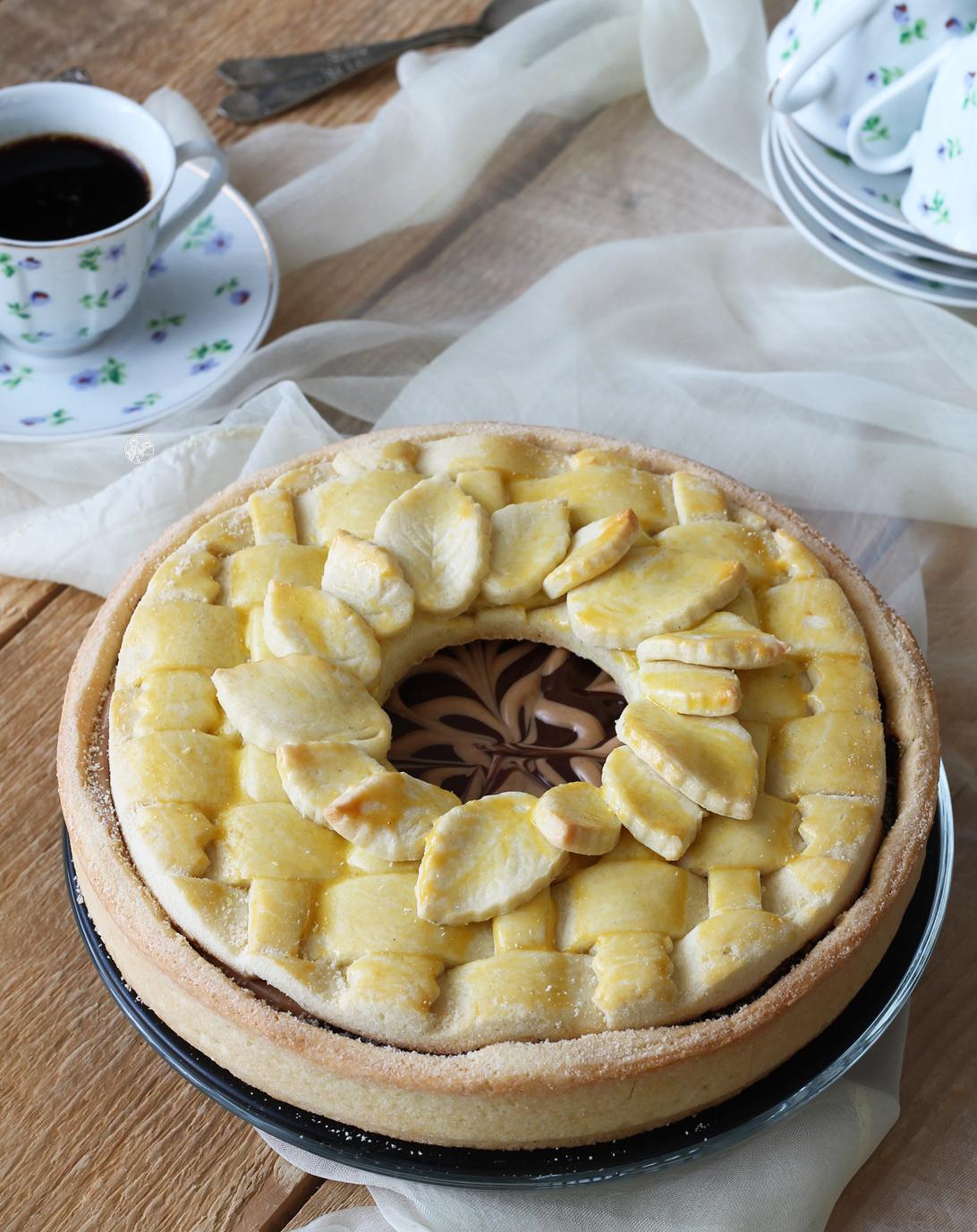 Tarte sans gluten avec Nocciolata, la vidéo - La Cassata Celiaca