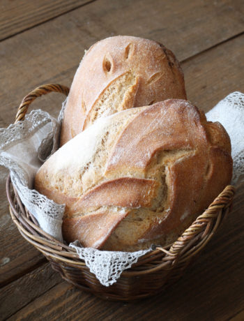 Pane senza glutine: languette-feuille e tressé - La Cassata Celiaca