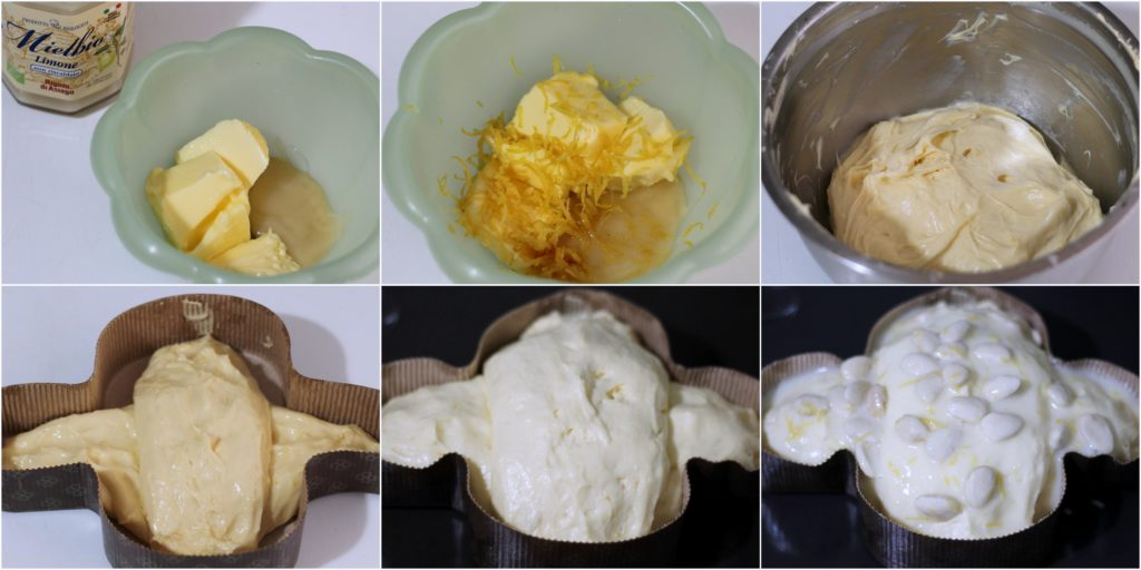 Colomba senza glutine al limone - La Cassata Celiaca