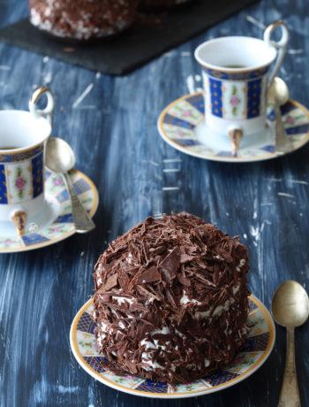 Merveilleux al cioccolato senza glutine - La Cassata Celiaca