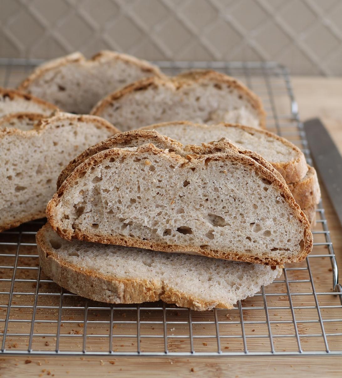 Pagnotta senza glutine al grano saraceno - La Cassata Celiaca