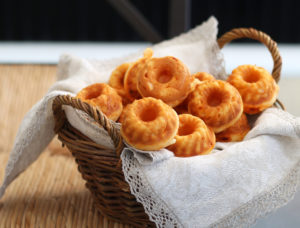 Ciambelline senza glutine alla nduja - La Cassata Celiaca