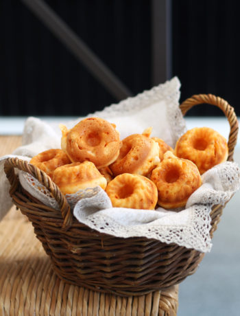 Mini donuts salés sans gluten - La Cassata Celiaca