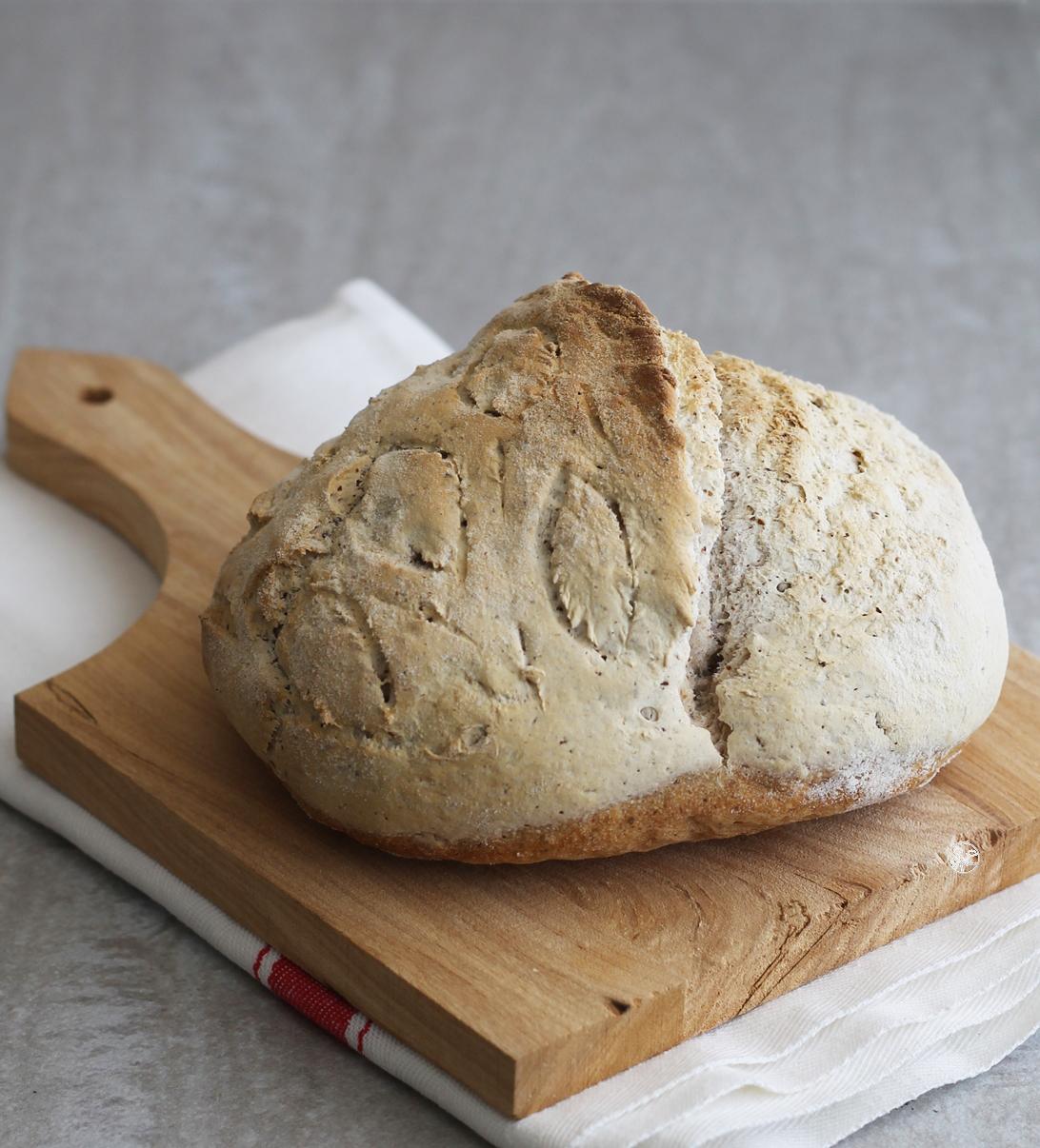 Pane senza glutine ai semi di lino - La Cassata Celiaca