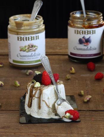 Parfait aux pistaches et fraises de bois sans gluten - La Cassata Celiaca