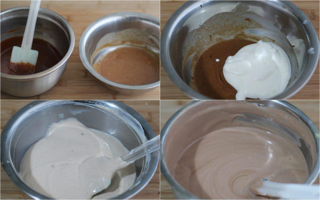 Bavarois au chocolat- La Cassata Celiaca