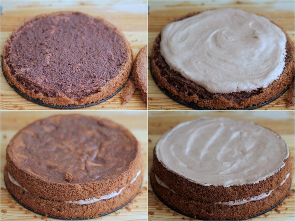 Cake au cacao - La Cassata Celiaca