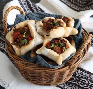 Sfiha libanesi senza glutine e senza lattosio - La Cassata Celiaca