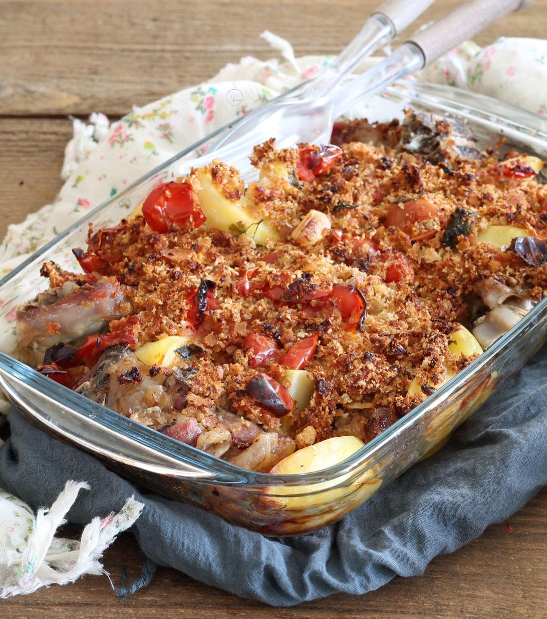 Agnello alla lucana senza glutine - La Cassata Celiaca
