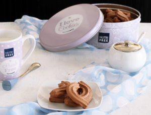 Krumiri al cacao senza glutine - La Cassata Celiaca