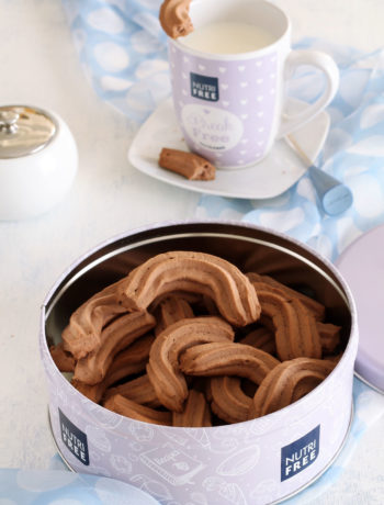 Krumiri au cacao sans gluten - La Cassata Celiaca
