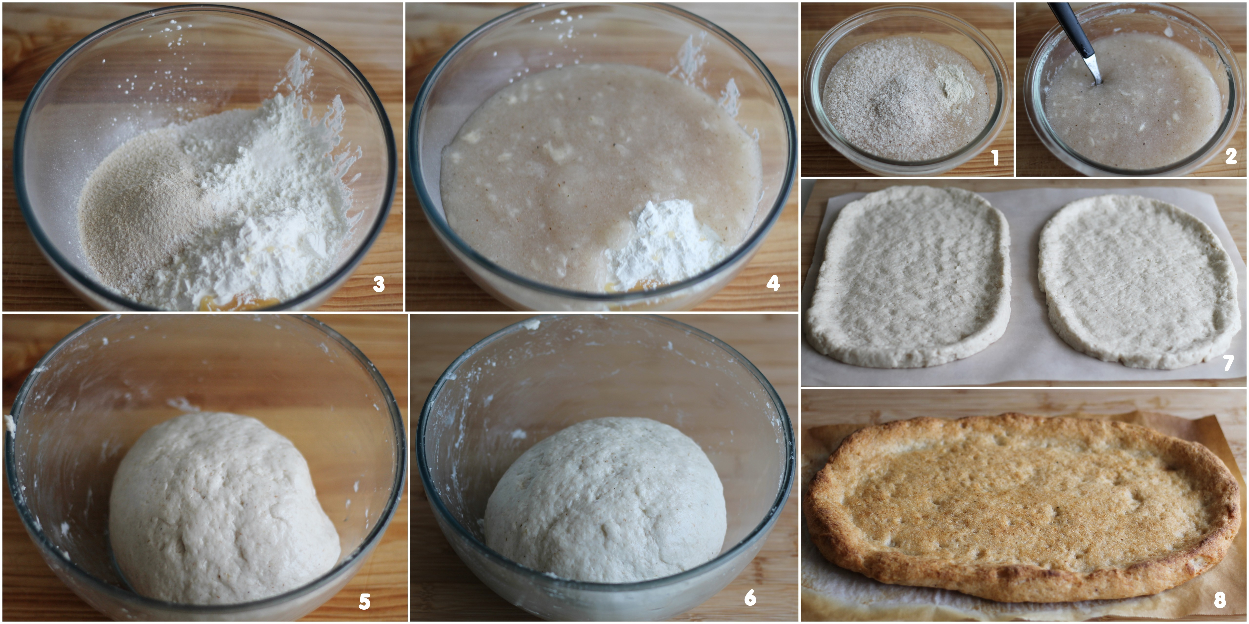Pizza senza glutine, senza lattosio - La Cassata Celiaca