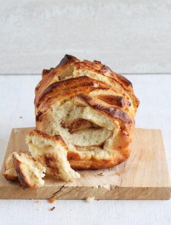 Pull apart bread sans gluten - La Cassata Celiaca