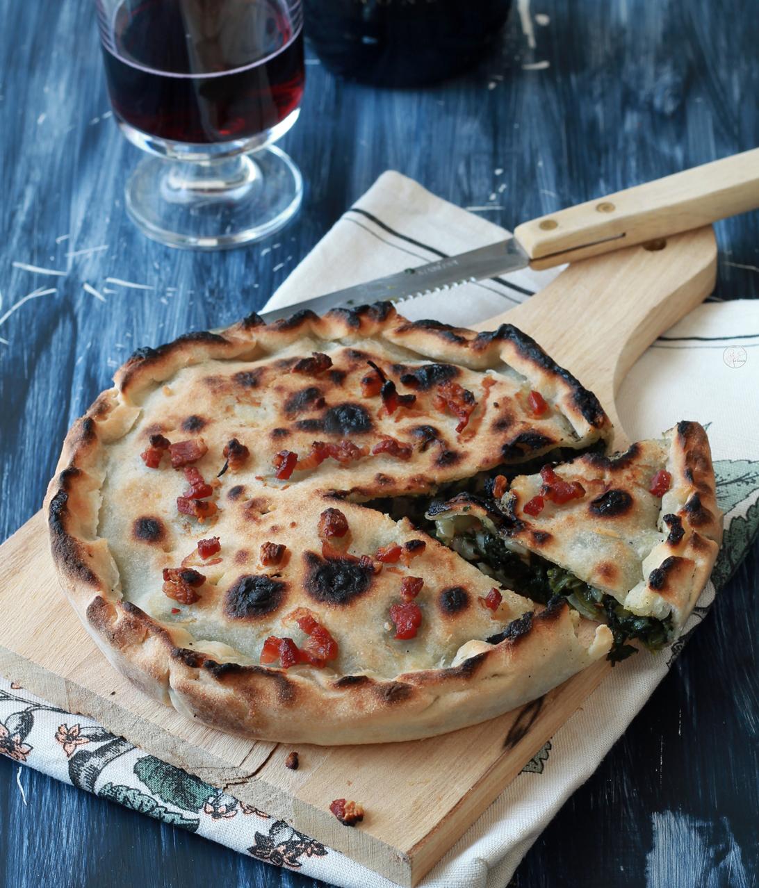 Erbazzone senza glutine la video ricetta - La Cassata Celiaca