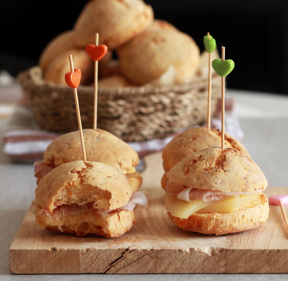 Mini galettes au potiron sans gluten - La Cassata Celiaca