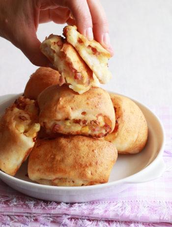 Petits pains napolitains sans gluten - La Cassata Celiaca