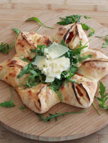 Pizza stella senza glutine, il video - La Cassata Celiaca
