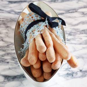 Gressins sans gluten et sans lactose - La Cassata Celiaca