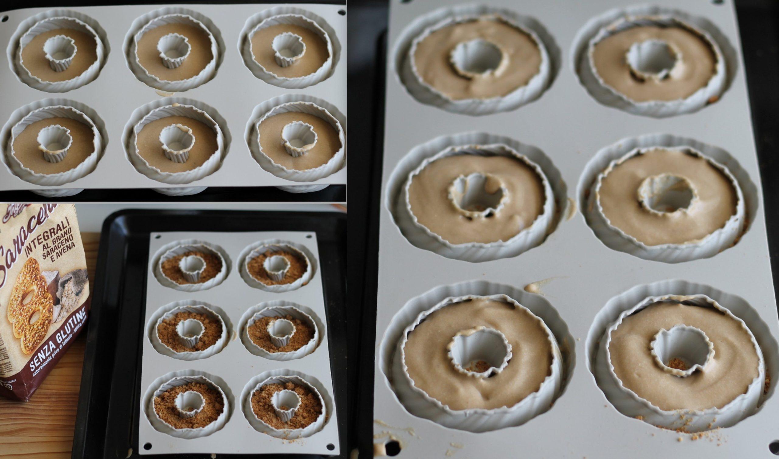 Bavarese al caffè senza glutine - La Cassata Celiaca