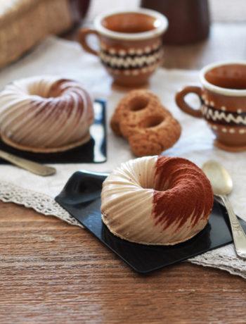 Bavarois au café sans gluten - La Cassata Celiaca