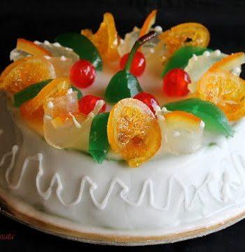 Cassata Sicilienne sans gluten en vidéo - La Cassata Celiaca
