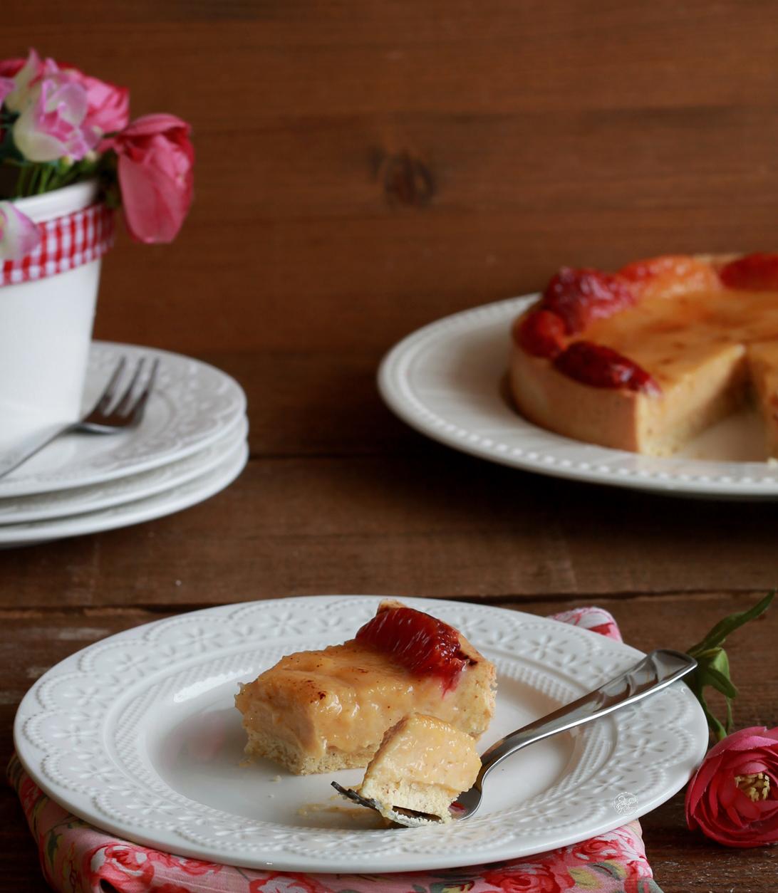 Crostata all'arancia senza glutine - La Cassata Celiaca
