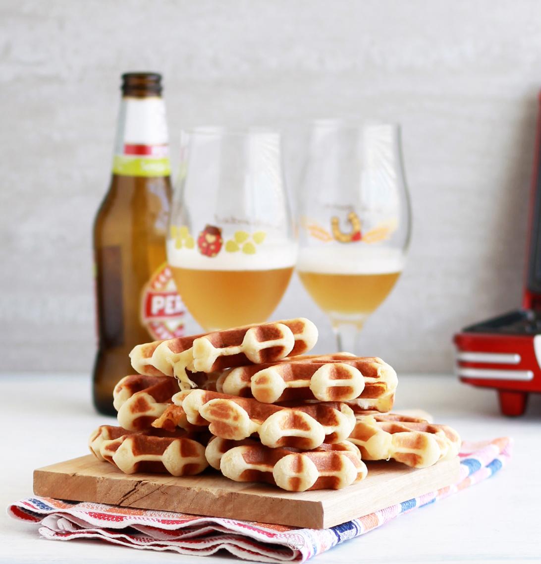 Gaufres di Liegi senza glutine - La Cassata Celiaca