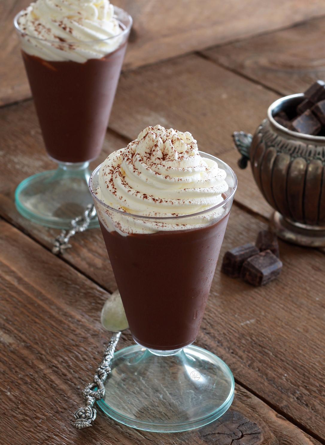 Chocolat viennois - La Cassata Celiaca