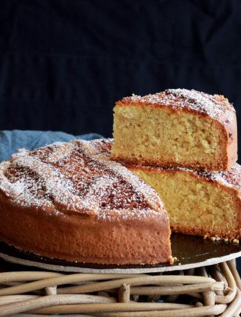 Tarte à la ricotta sans gluten (pastiera napoletana) - La Cassata Celiaca